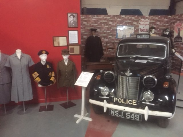 Wight Military Museum outfits