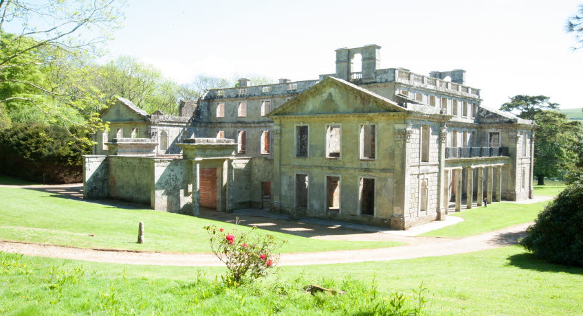 Appuldurcombe House, Wroxall, Isle of Wight