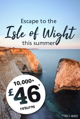 Escape to the IoW this summer