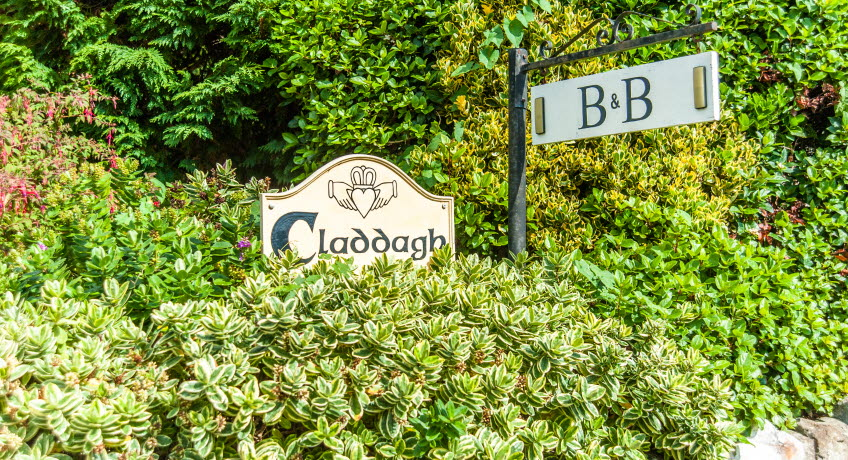 Claddagh B&B, Bonchurch, Isle of Wight