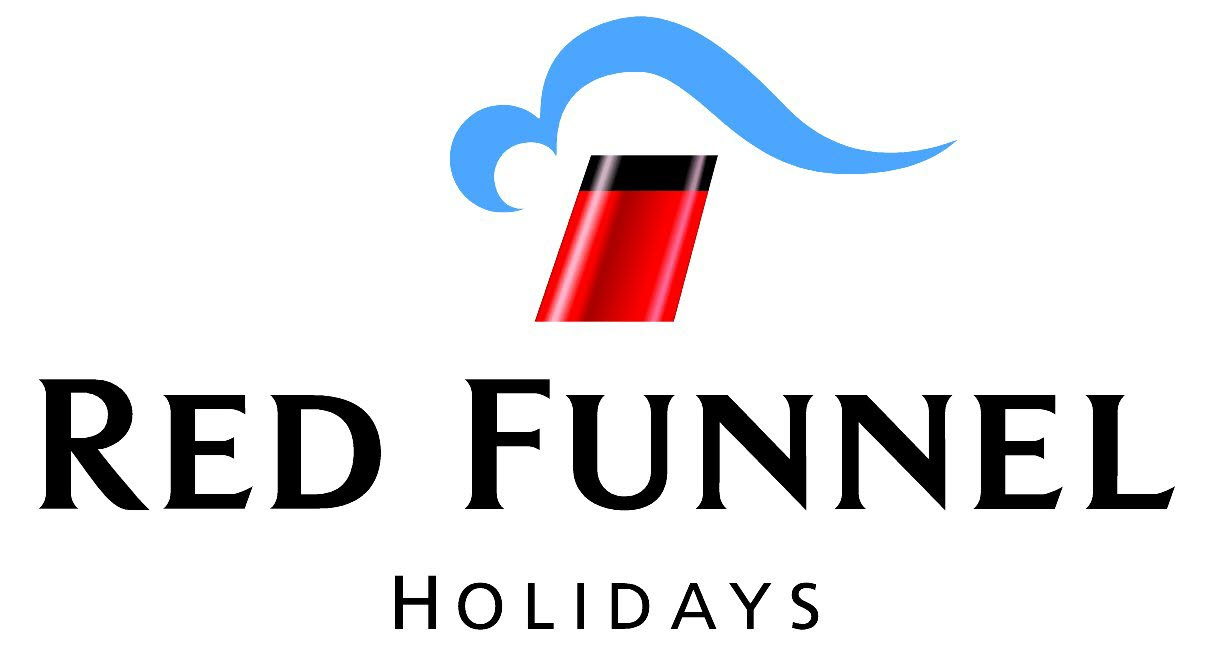 Red Funnel holidays logo