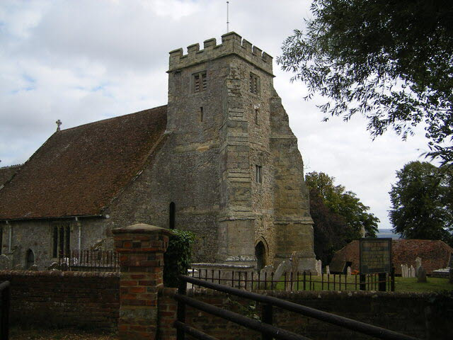 Church of St George Arreton