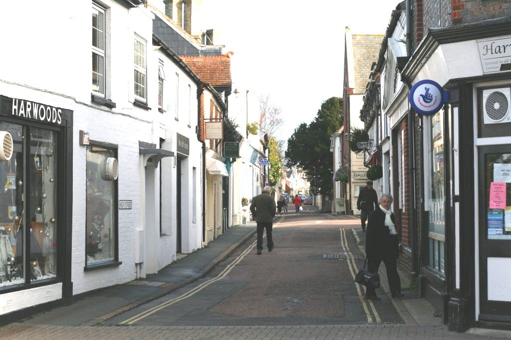 Yarmouth High Street