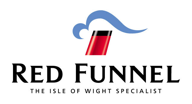 Red Funnel IoW specialist logo