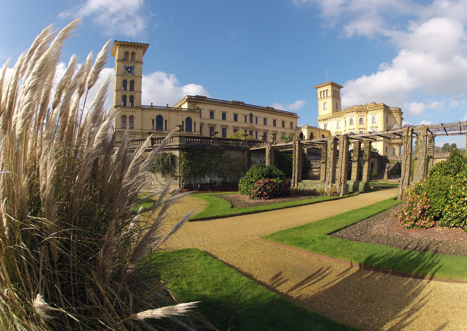 Osborne House grounds