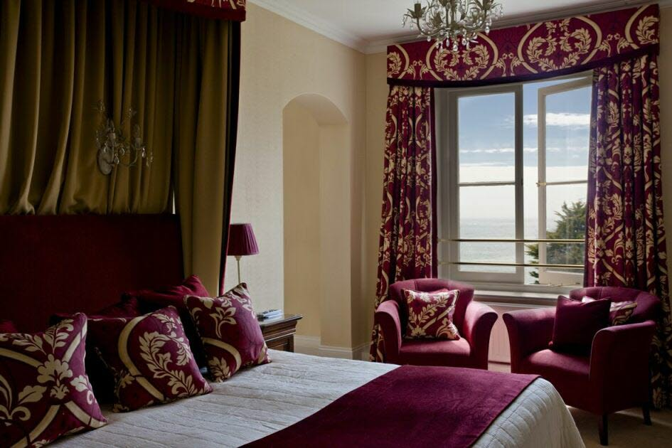 The Royal Hotel premier room Ventnor Isle of Wight