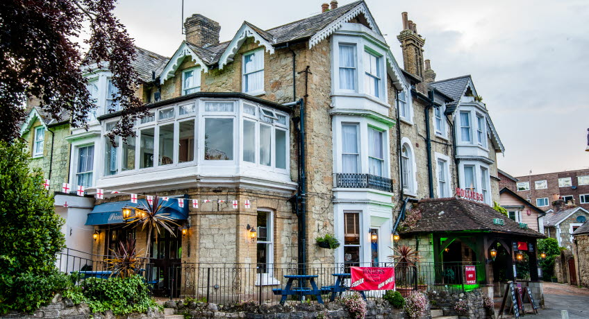 Holliers Hotel, Shanklin, Isle of Wight