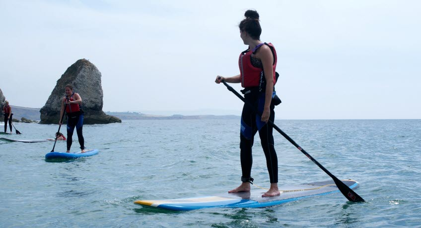 Stand Up Paddle Boarding IoW