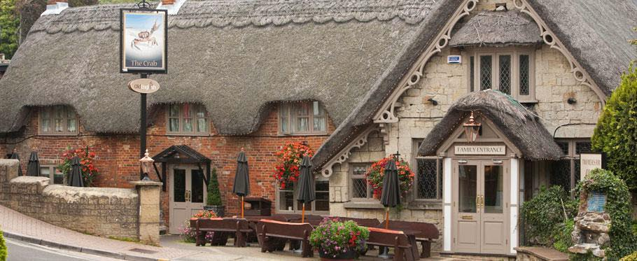 The Crab thatched