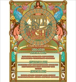 2011 Isle of Wight Festival Headliners