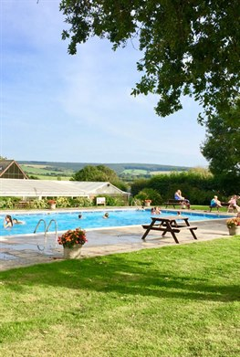 The Orchards Holiday Park, Newbridge, IoW