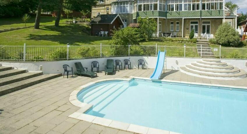 Old Stable pool, Shanklin Isle of Wight