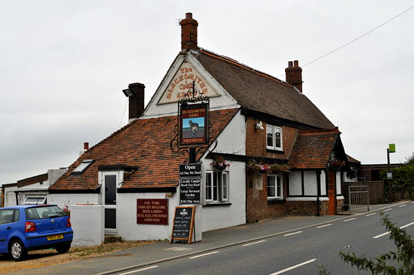 The Blacksmith's Arms exterior