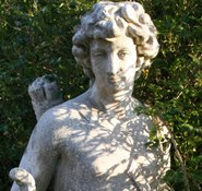 Lady P Blog The Grange Statue