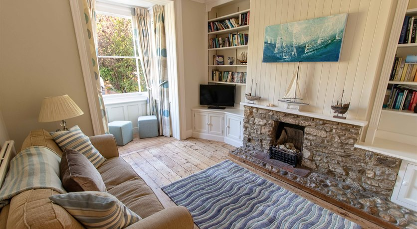 Harbour Mount - sitting room