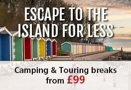 Camping & Touring 2020 promotion