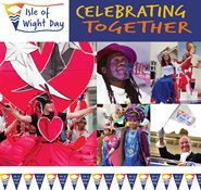 Celebrating Together - IOW Day 2016 Book - Cover - by Philip Bell Copyright 2016-17