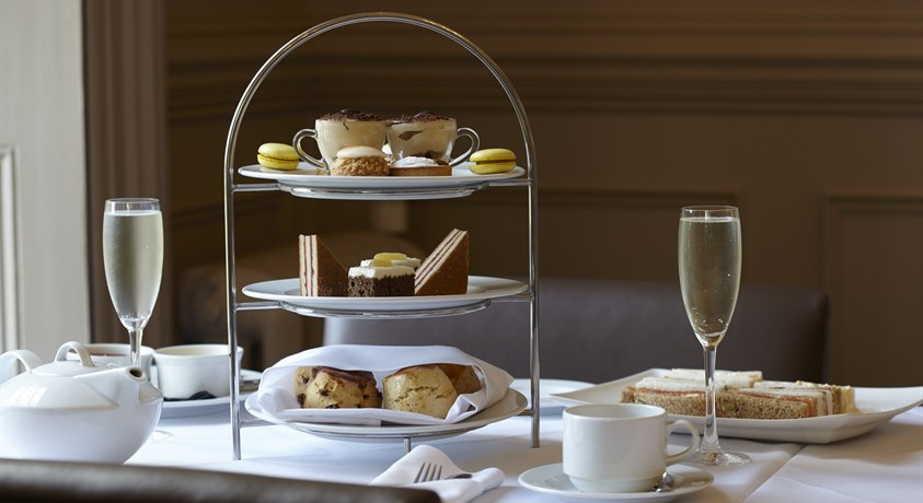 The Royal Hotel - afternoon tea