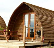 Pods at Tapnell Farm, Newport Road, Yarmouth, Isle of Wight, PO41 0YJ