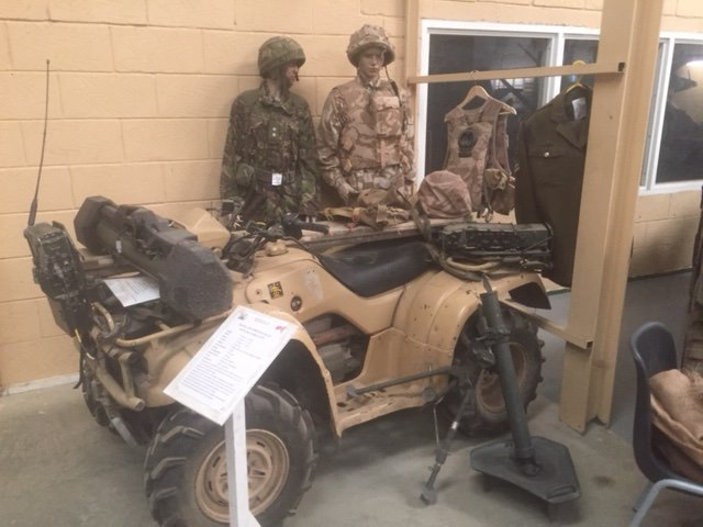 Wight Military car