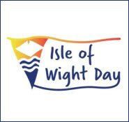 Isle of Wight Day logo with border