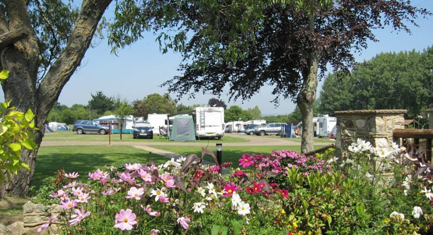Appuldurcombe Gardens Holiday Park Wroxall Isle of Wight