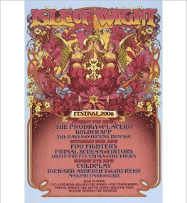 2006 Isle of Wight Festival Headliners