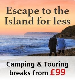camping and touring promotion 2109