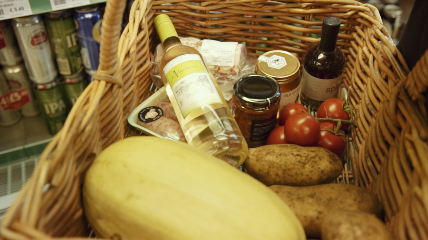 Local Produce Basket