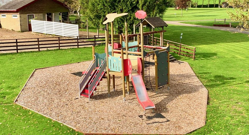 Appuldurcombe - play park