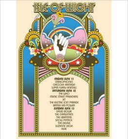2004 Isle of Wight Festival Headliners