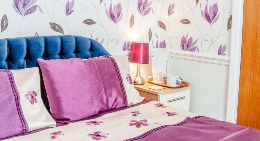 The Parkway double bedroom, Shanklin, Isle of Wight