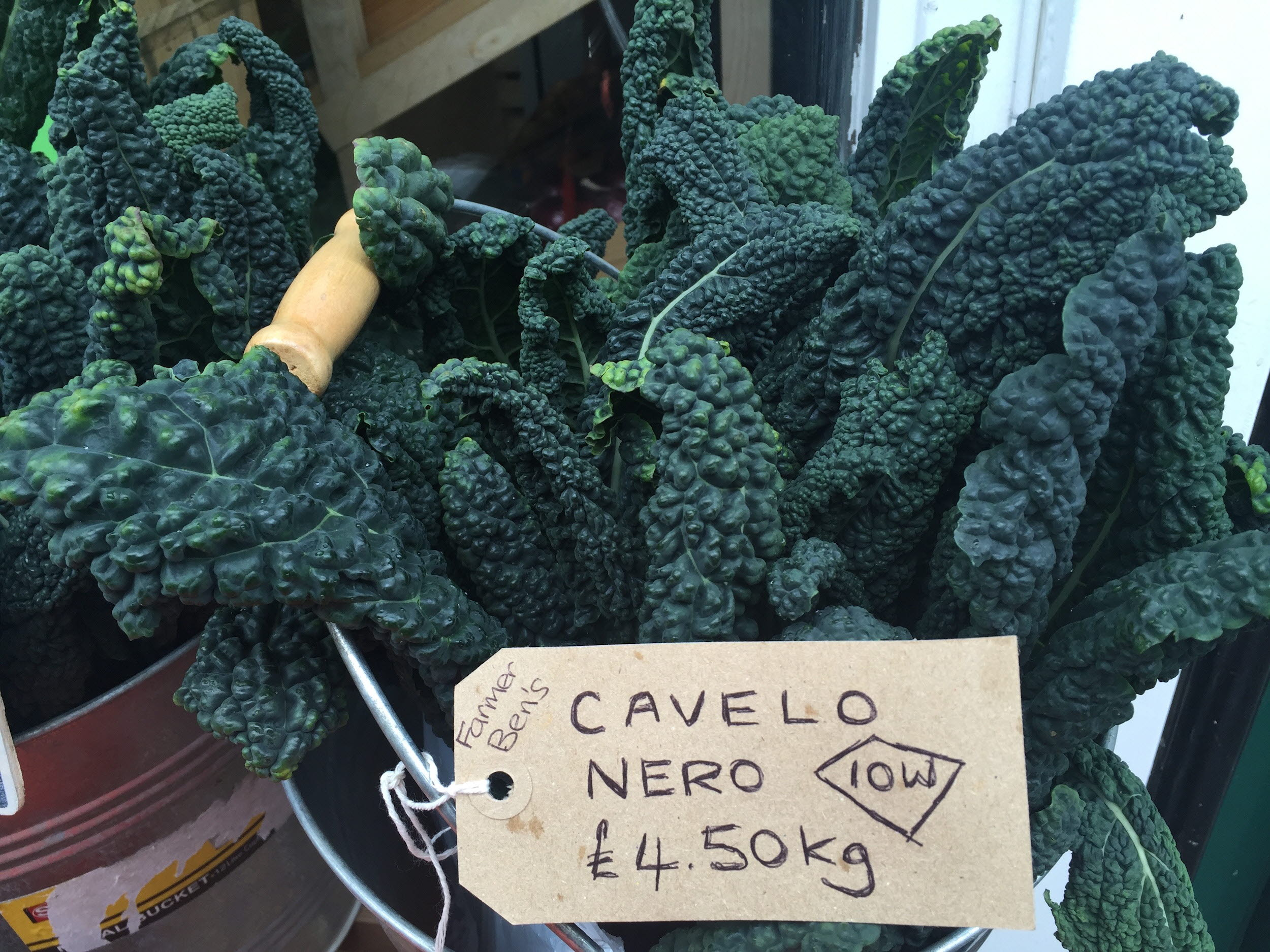 Local Produce Cavelo Nero