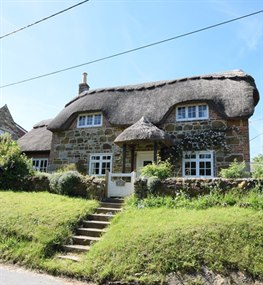 Little thatch, shorwell, Isle of Wight