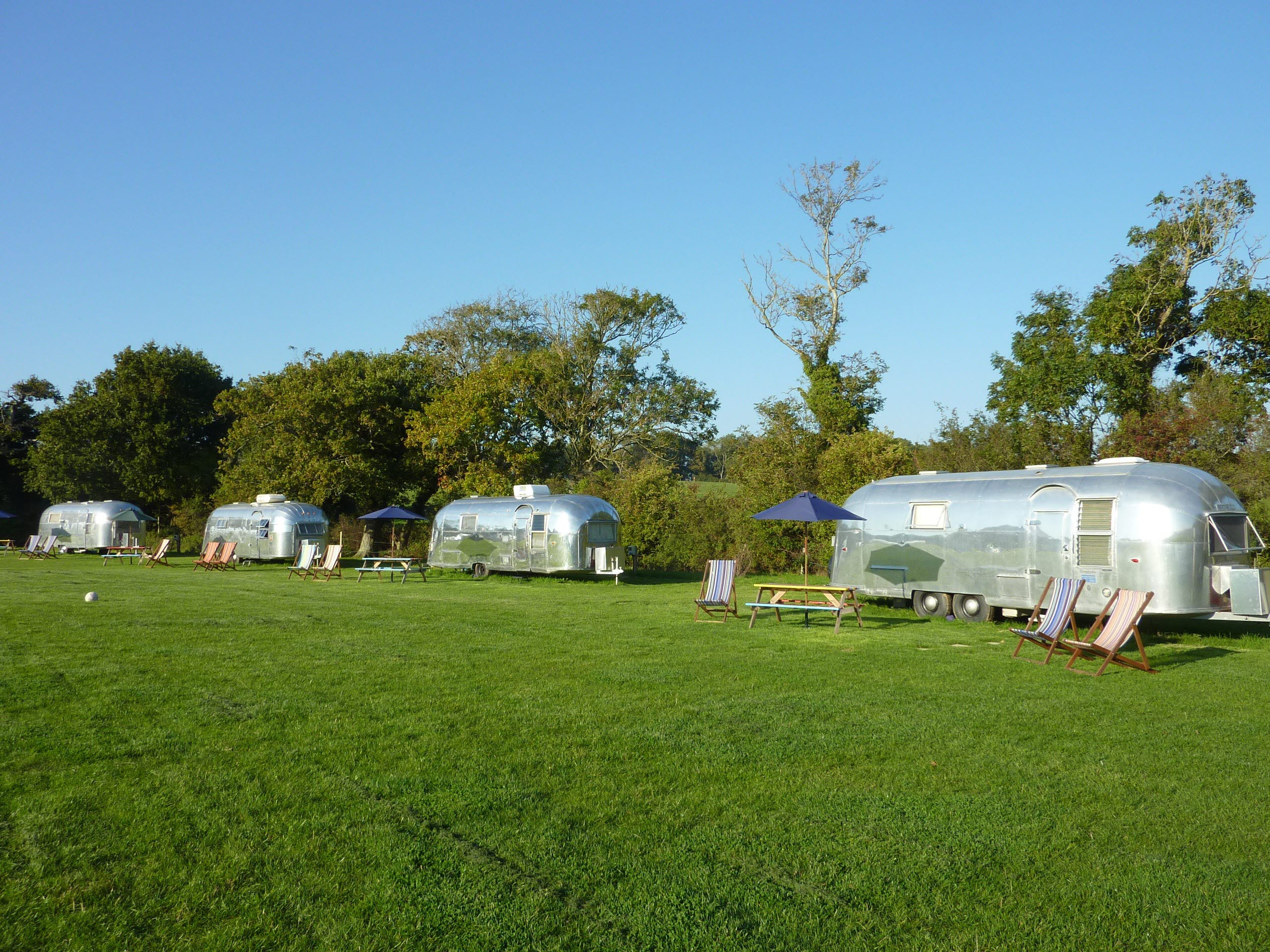 VV Airstream magic supplied by Vintage Vacations