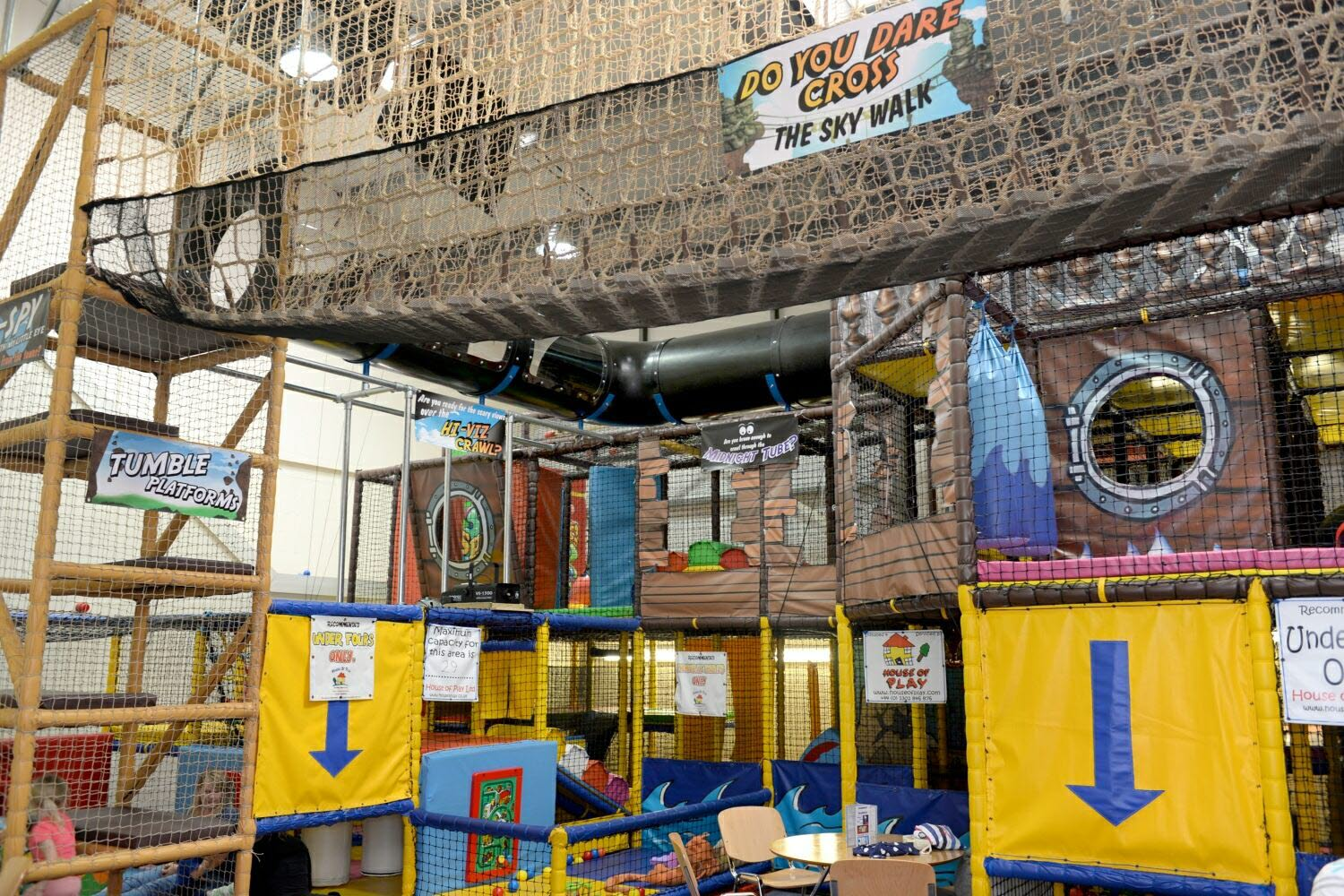 JR Zone play area