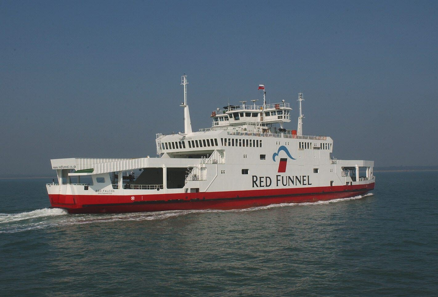 Red Falcon ferry