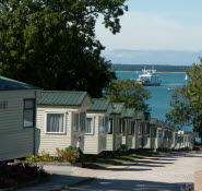 Waverley Holiday Park Centre East Cowes Isle of Wight