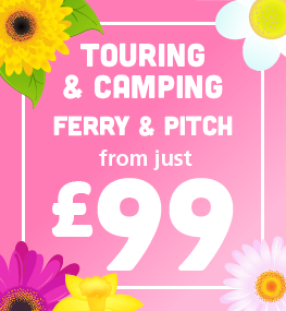 Special Offer - Touring and Camping from £99