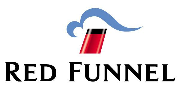 Red Funnel Logo no strapline