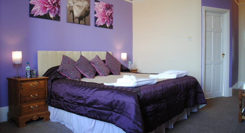 The Belmont Luxury bedroom, Shanklin Isle of Wight