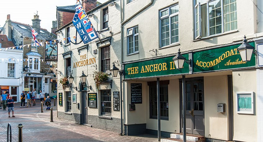 The Anchor Inn, Cowes