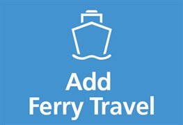 Add Ferry Travel