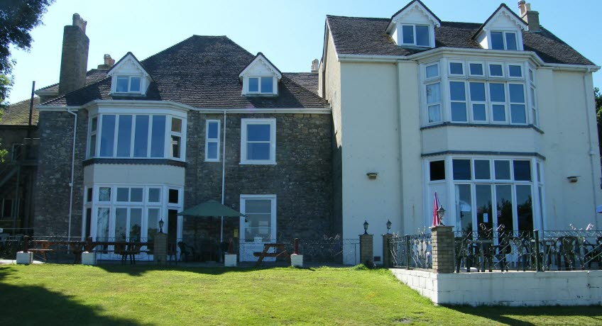 Waverley Holiday Park Centre clubhouse,  East Cowes Isle of Wight