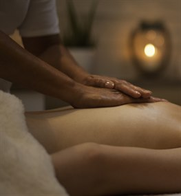 West Bay Spa massage