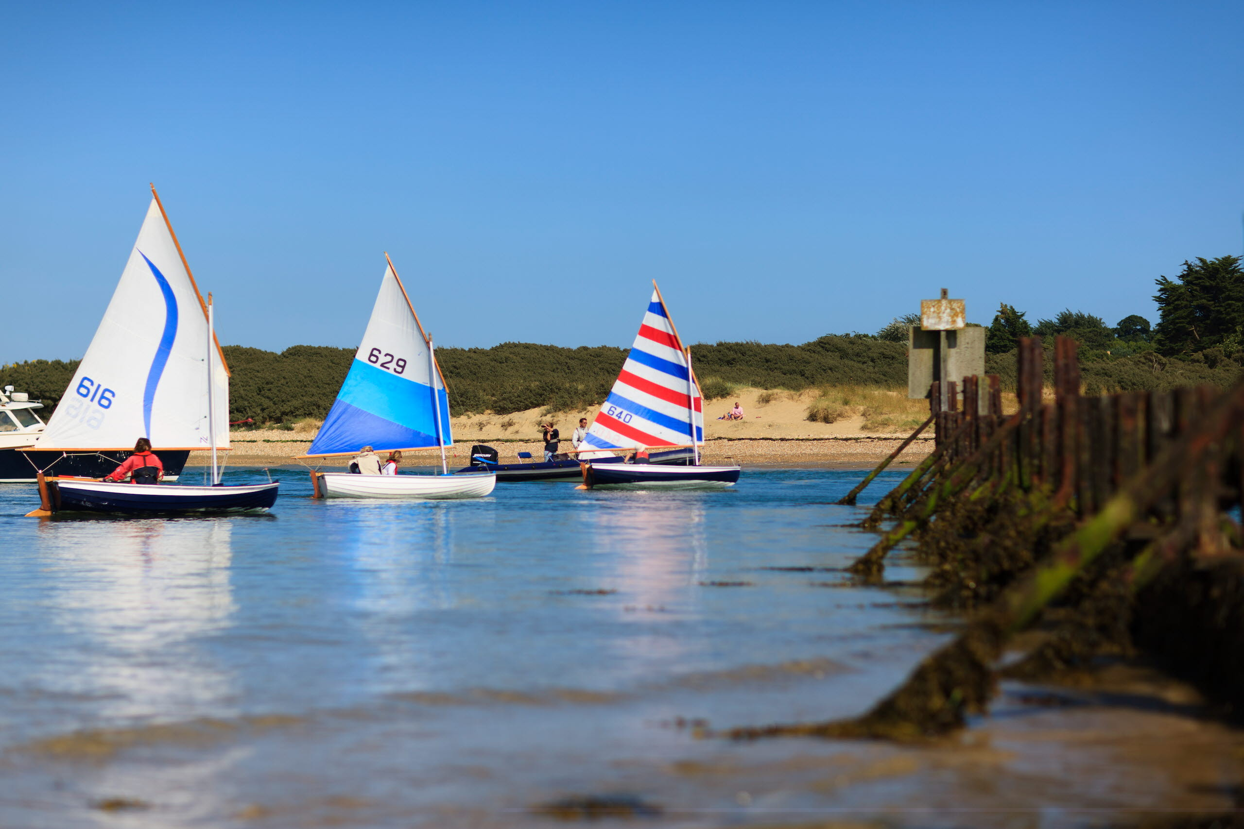 Learn To Sail Bembridge