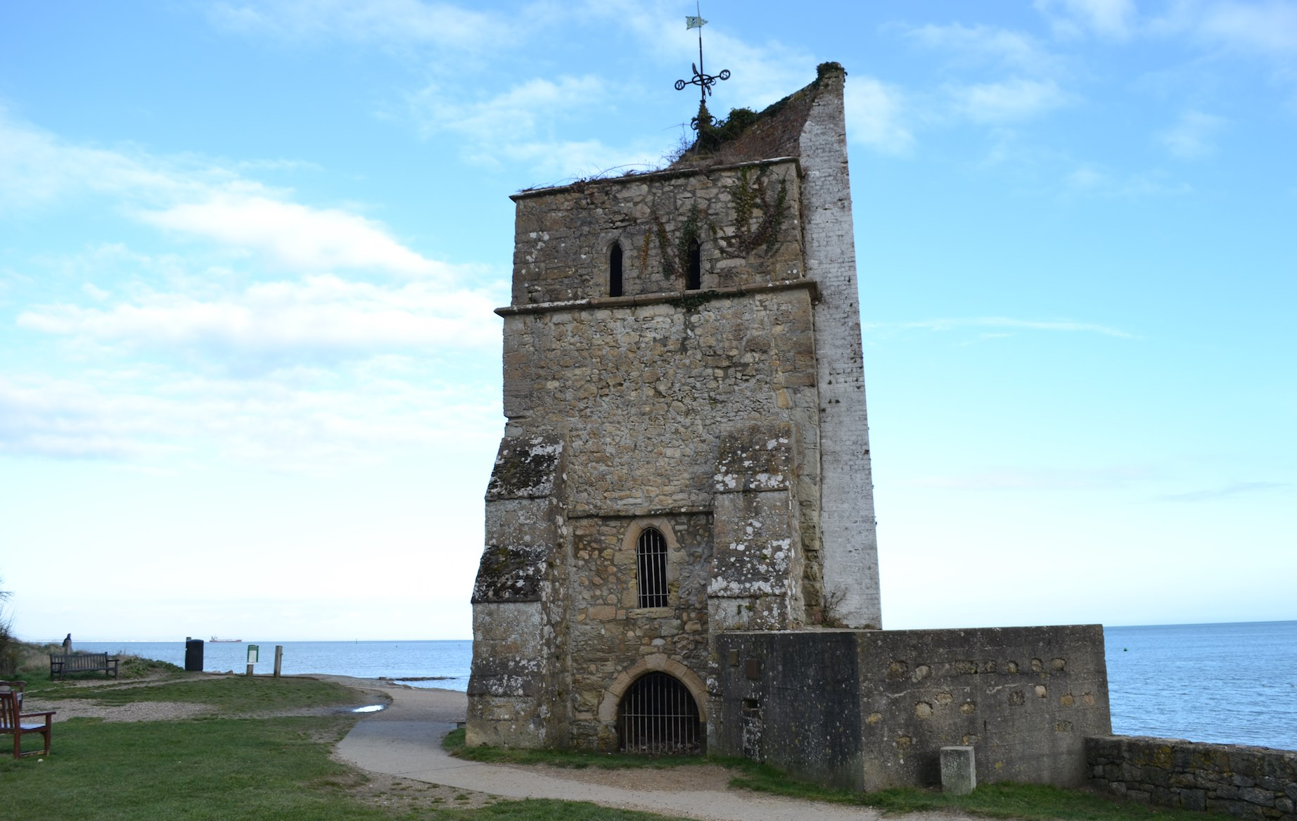 The Old Church at St Helen's Beach