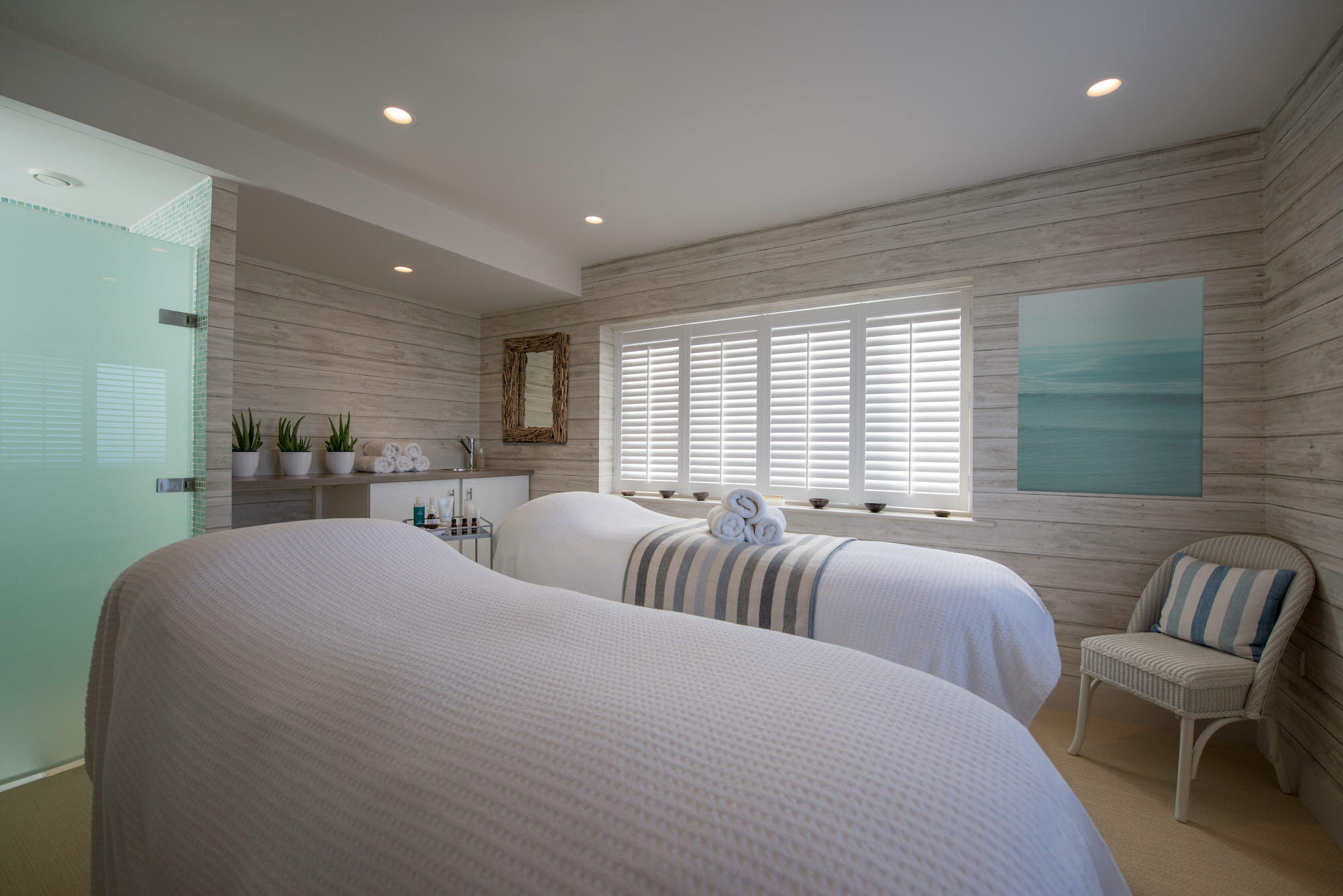 West Bay Spa double treatment