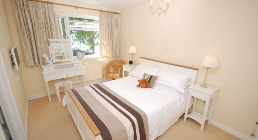 The Leconfield classic room, Bonchurch Isle of Wight