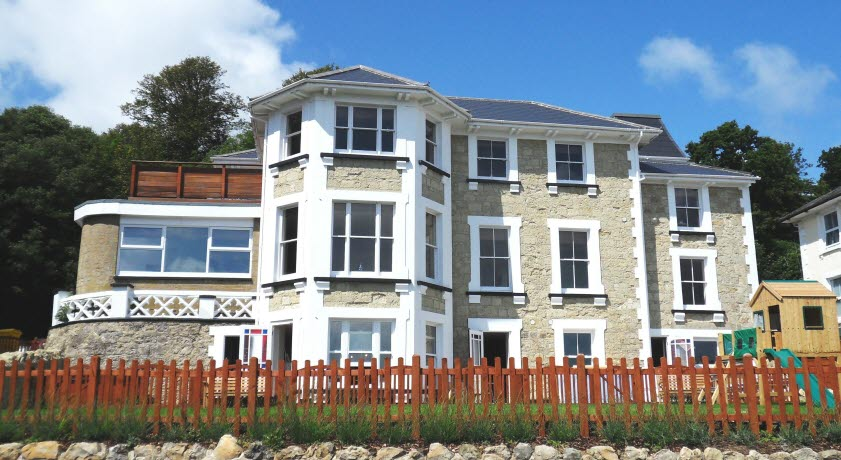 Shanklin Villa Apartments Shanklin Isle of Wight